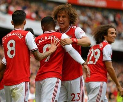 Emery hails Arsenal new boys after perfect start