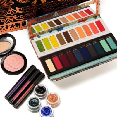 Melt Cosmetics Amor Eterno Collection Swatches