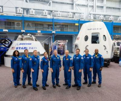 NASA Announces First Crews for New SpaceX and Boeing Spacecraft