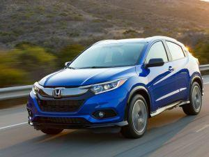 Honda HR-V Spotted Testing For the First Time Ahead Of Launch