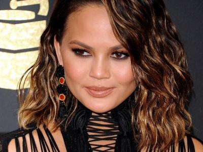 Chrissy Teigen Skipped the Grammys to Drink Wine and Be Hilarious on Instagram