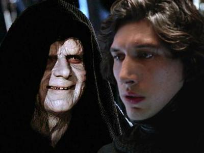 The Rise of Skywalker Trailer Confirms Palpatine Corrupted Kylo Ren