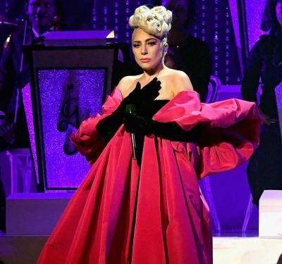 Lady Gaga Called Out LGBTQ Discrimination By Mike & Karen Pence From Her Vegas Stage