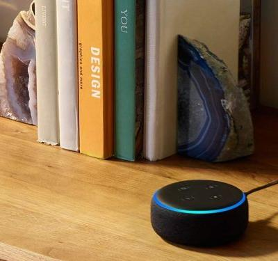 The Echo Dot was once again a bestseller on Black Friday and Cyber Monday - and it's still on sale for only $22 today
