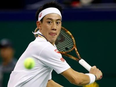 Tennis: Nishikori, Anderson reach Vienna final