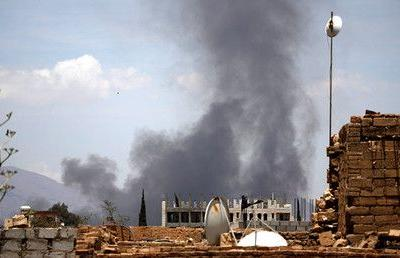At least 15 killed in Saudi-led air strikes on Yemen wedding - local health officials