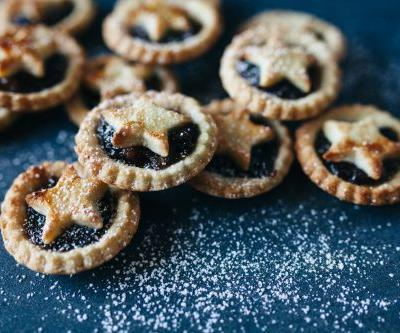 You can get free mince pies in London on Friday if you wear a Christmas jumper