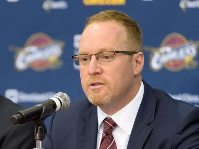 David Griffin is out as GM of the Cleveland Cavaliers