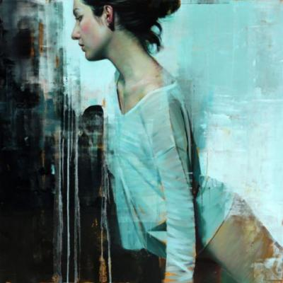 Painting by Alpay EfeArtist Alpay Efe is a graduate of the