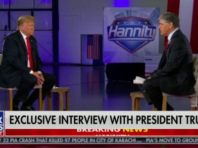 Hannity Town Hall with Trump Scores 1 Million in the Demo, Biggest Total Ratings in All of Television on Thursday