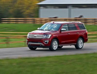 2018 Ford Expedition 4×4 First Test! A Bigger Bus