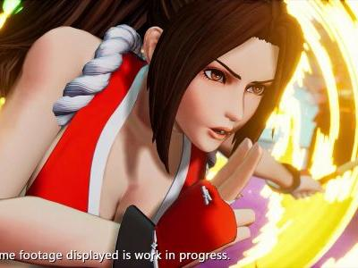 The King Of Fighters 15 Introduces Mai Shiranui In Latest Trailer