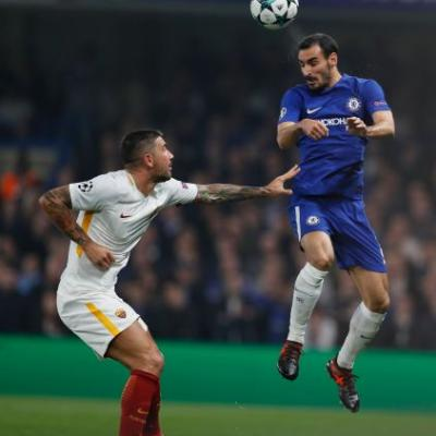 Chelsea throws away 2-goal lead, draws 3-3 with Roma