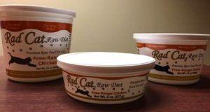Rad Cat raw free-range poultry cat food recalled for Listeria