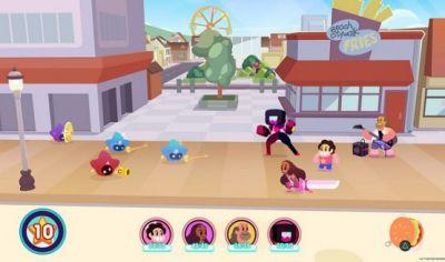Watch the First Steven Universe: Save the Light Gameplay Trailer