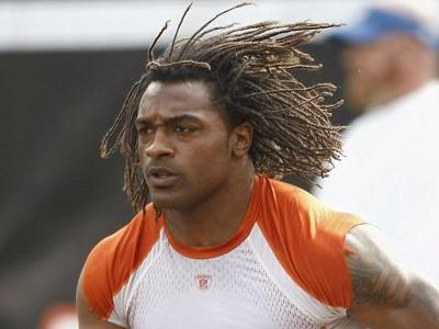 Former Texas, NFL star Cedric Benson dies in motorcycle accident, reports say