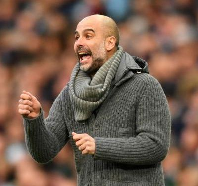 Guardiola unfazed by threat of Man City transfer ban after FFP investigation