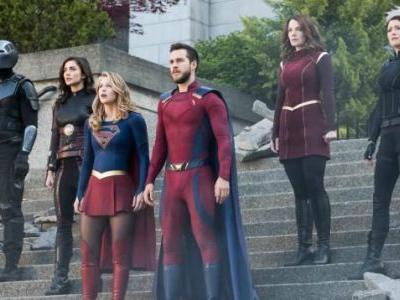 """SUPERGIRL 3.23 Review """"Battles Lost and Won"""""""