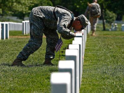 This is the one thing veterans want you to know about Memorial Day