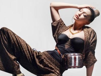 Gigi Hadid Is the Face of Burberry's Monogram Collection Campaign