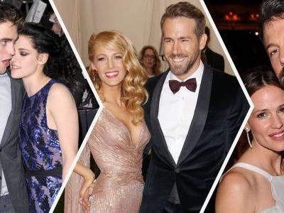 8 Celebrity Couples Brought Together On Movie Sets