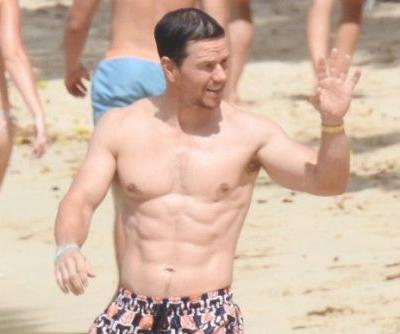 Mark Wahlberg has got some serious abs