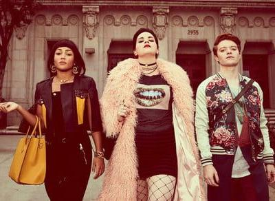 The 'Heathers' reboot TV series gets a vicious red-band trailer