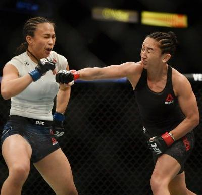 Marina Rodriguez vs. Carla Esparza removed from July 15 UFC event after positive COVID-19 test