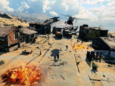 First Call of Duty: Black Ops 4 Blackout beta updates raise the player count, speed up item pickup