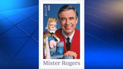 Mister Rogers stamp coming to your neighborhood