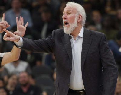 LeBron James admires Spurs ability to adapt under coach Greg Popovich