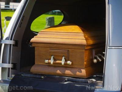 Spain is performing DRIVE-THRU FUNERALS as the country and the rest of Europe continues to suffer from coronavirus