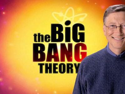 Bill Gates to Guest Star on The Big Bang Theory This Season