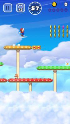 'Super Mario Run' - How to Master the Controls to Win in Toad Rally