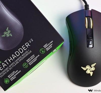 Razer DeathAdder V2 review: This is the gaming mouse we've been waiting for
