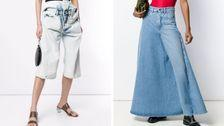 How To Wear 'Weird Jeans' Without Looking Ridiculous