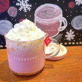You Can Get a Millennial Pink Starbucks Latte Right Now - If You Live in Japan