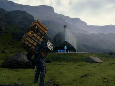 Death Stranding update August 10 patch notes