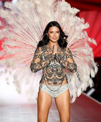 Adriana Lima on Her Favorite Bra of All-Time