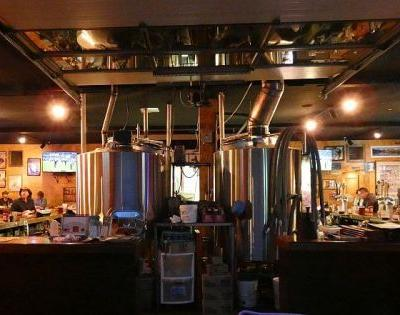 The Cody Brewery Scene in Wyoming - a Gateway to Yellowstone