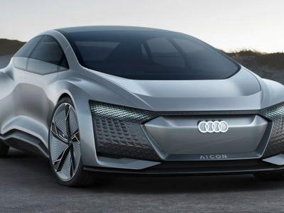 Audi Shares Vision For Future With Aicon Concept