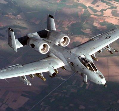 2 A-10 pilots eject safely from A-10 Thunderbolt crash in Nevada