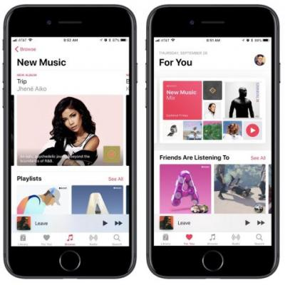 Billboard Charts Will Put 'Greater Emphasis' on Paid Streaming Services Like Apple Music in 2018
