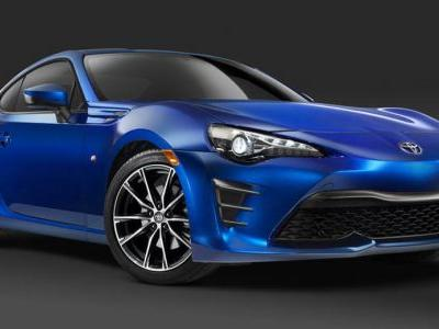2018 Toyota 86 Marching To America With New GT Grade