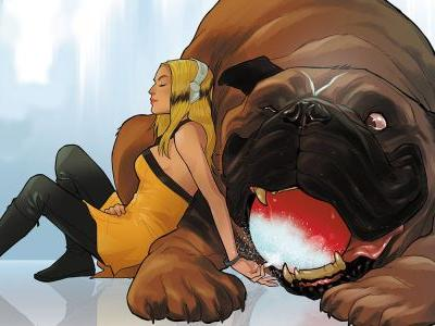 Marvel's Inhumans: Crystal and Lockjaw's Connection Explained