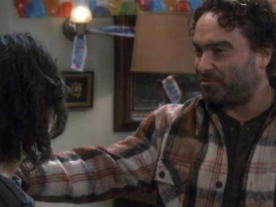 Even Fans of The Big Bang Theory May Not Have Recognized Johnny Galecki on Roseanne