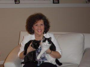 Kansas Woman Shares Passion for Outdoor Cats With Her Community
