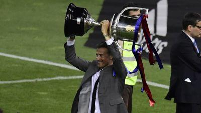 Luis Enrique will be remembered as one of Barcelona's all-time greats