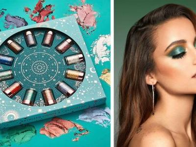 When Does The KathleenLights x ColourPop Zodiac Loose Pigments Collection Launch? 12 Bold Shades Coming Soon