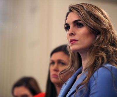 Hope Hicks Is Giving Documents To The House Judiciary Committee, So Welcome Back